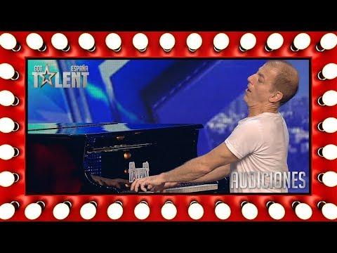 Este argentino viene a cantar para pedir la paz mundial | Audiciones 8 | Got Talent España 2018