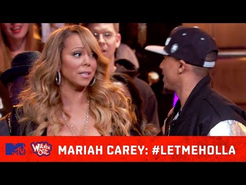 Mariah Carey Shuts Nick Cannon Down! 🙅 | Wild 'N Out | #LetMeHolla