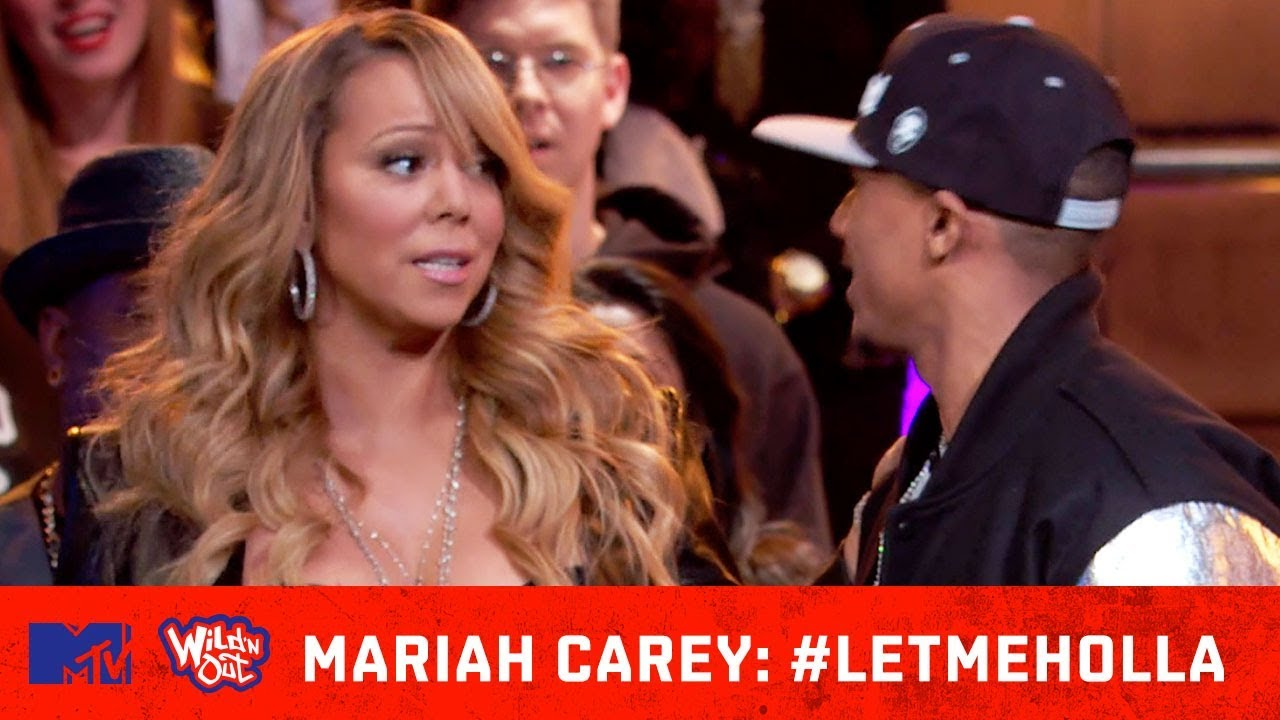 Mariah Carey Shuts Nick Cannon Down!  | Wild 'N Out | #LetMeHolla
