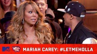 Mariah Carey Shuts Nick Cannon Down! 🙅   Wild 'n Out   #letmeholla