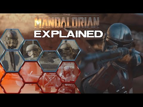The Mandalorian Star Wars Explained and Breakdown | What You Need To Know