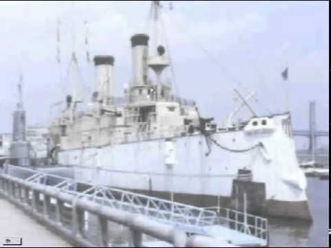 USS Olympia Flagship of the Battle of Manila Bay