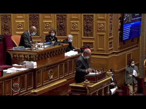 """Jean-Louis LAGOURGUE : PLF 2021 - Mission """"Sécurités"""""""