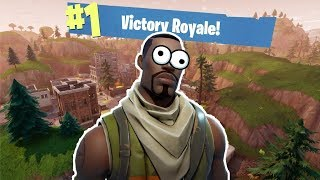 Fortnite No Skin Stream // 335 'Wins // Fast Standard Builder // Join Up!
