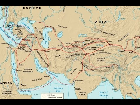 The Silk Roads: A New Historical Perspective