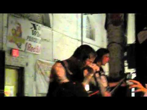 SUICIDE SILENCE - FULL SET @ Xtreme Wheels in Buffalo, NY 7/28/2011