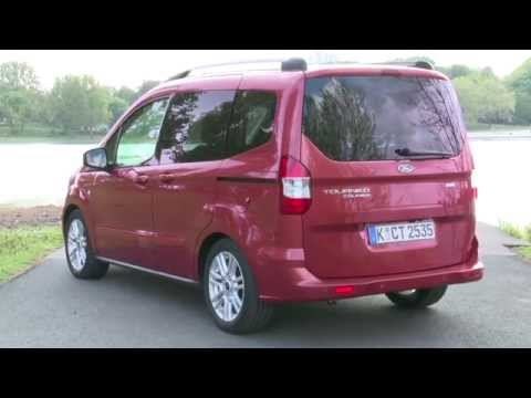 Yeni Ford Transit - Tourneo Courier Ilk Sürüş Ve Yorum // Ototest.tv