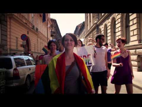 Budapest Pride Felvonulás / Budapest Pride March 2014 - most és mindennap II.