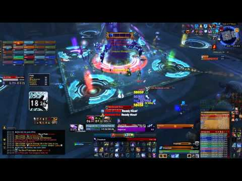 Independent vs Sha of Pride Hc 25Man 1st Kill