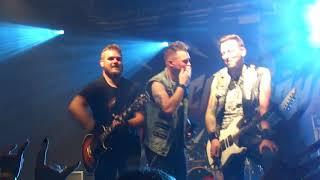 Nocny Kochanek - Minerał Fiutta (live B90 Gdańsk - 29/09/2017)