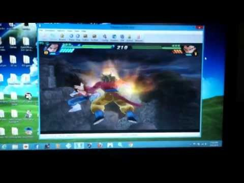 Dragon Ball Z Budokai Tenkaichi 3 Full Speed!!!  Using Dolphin Emulator 100% Max! HD