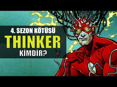 THINKER KİMDİR | THE FLASH