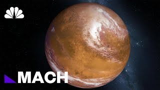 New Curiosity Findings Could Mean Breakthrough In Search For Signs Of Life On Mars | Mach | NBC News
