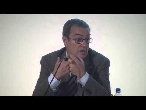 Jose Antonio Alonso. Els reptes de la cooperació al desenvolupament valencià post 2015