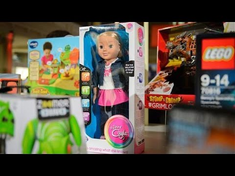 Do Internet-Connected Toys Pose a Privacy Risk?