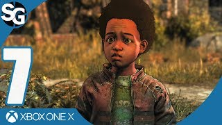 The Walking Dead: The Final Season Episode 4 Gameplay Walkthrough (No Commentary) | Part 7