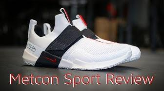 Nike Metcon Sport Review