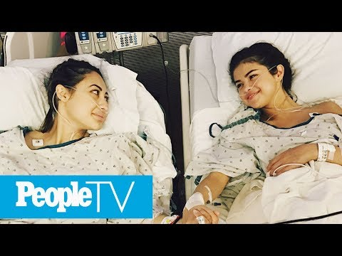Selena Gomez Reveals She Is Recovering From A Kidney Transplant Due To Lupus   PeopleTV
