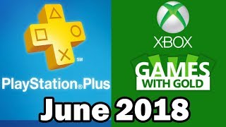 Ps4 And Xbox One Free Games June 2018