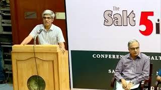 The Salt Fight - Conference on Salt Awareness - Prof. Bhaskar Ramamurthy