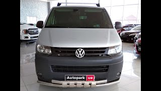 Автопарк Volkswagen T5 (Transporter) груз 2012 года (код товара 22794)