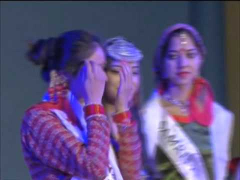 Miss Himalaya pageant held in India's Dharamsala