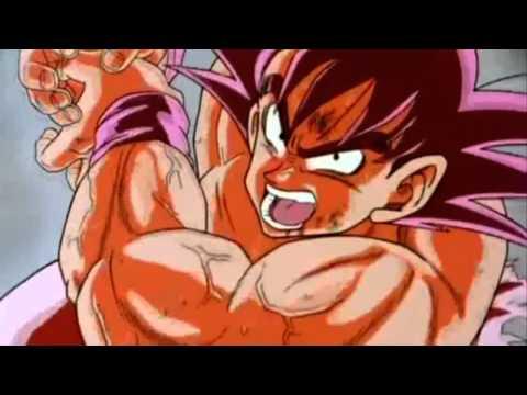 Dragon Ball Z Kai-Kamehameha Vs Galick Gun Uncut