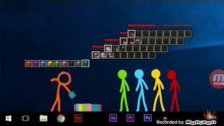 animação vs minecraft dublado