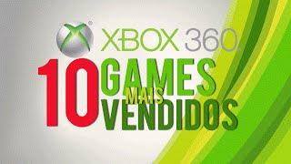 Xbox 360 - OS 10 GAMES MAIS VENDIDOS DA HISTÓRIA DO CONSOLE