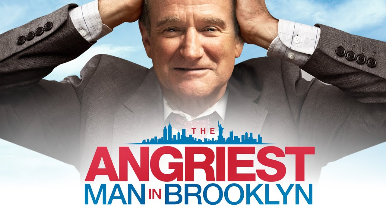 The Angriest Man In Brooklyn Full Movie | Robin Williams | Comedy Movies | The Midnight Screening