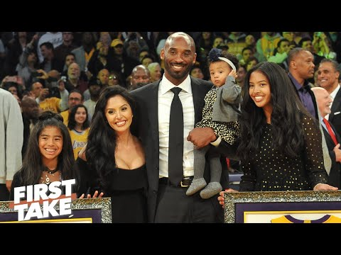 Vanessa Bryant pays tribute to Kobe and Gianna in first public comments | First Take