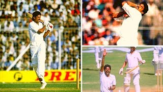 India vs Zimbabwe World Cup 1987 Highlights | Ahmedabad | Mighty Kapil Dev Destroys Zimbabwe, AGAIN!