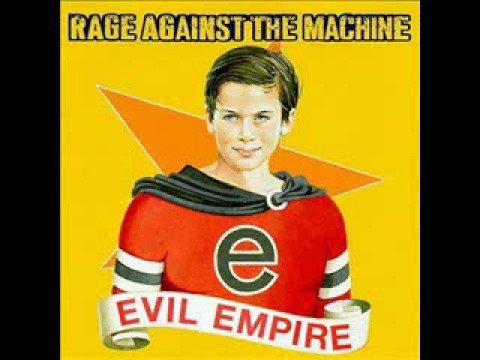 Rage Against the Machine- Without a face