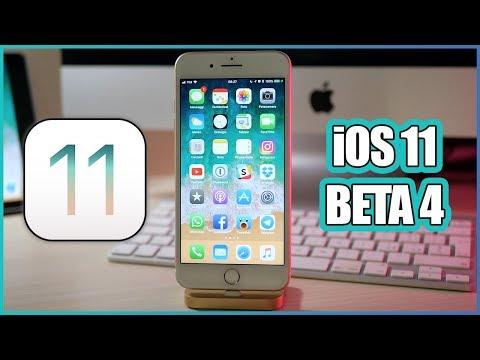 iOS 11 Beta 4: TUTTE le novità!