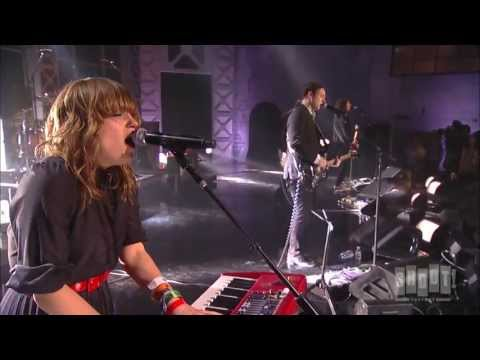 The Airborne Toxic Event - Sometime Around Midnight (Live at SXSW)