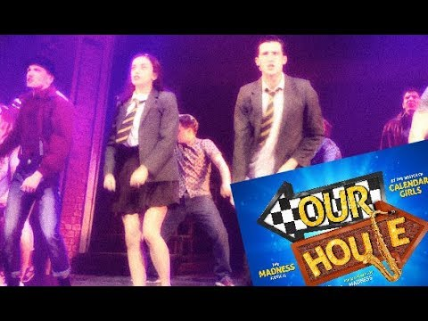 Our House | Churchill Theatre Bromley 2017