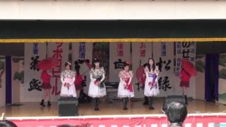 2011年5月5日弘前さくら祭りでのライブ。2曲目です。「暁月夜 ~あか...