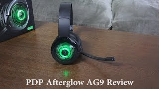 Afterglow Wired Headset - Mobile Device Setup