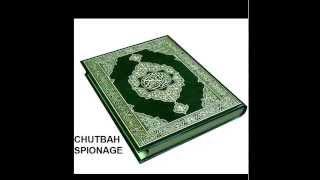 Sheikh Neil Bin Radhan - Chutbah (SPIONAGE)