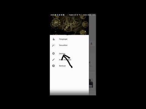 cara mengganti settingan google speech to text ke bahasa indonesia