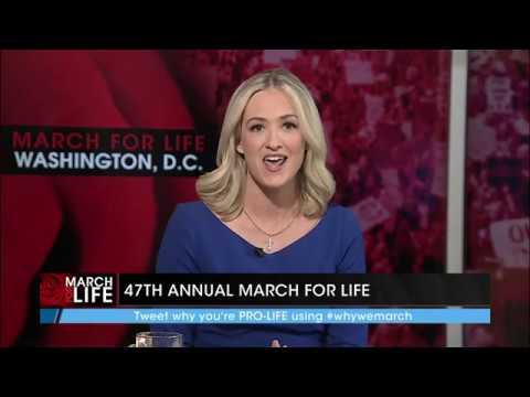 EWTN March For Life 2020