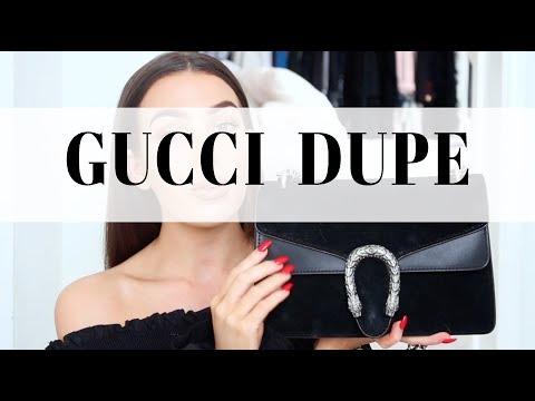 Designer Bag Dupe | Gucci Dionysus - Review