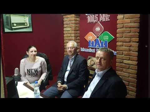 Osnovna škola *Sveti Sava* i OŠ *Livada* Ljubljana gostovanje na Radio Hanu