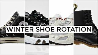 TOP 5 WINTER SHOES | My Winter Shoe Rotation | Men's Fashion | Daniel Simmons