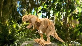 Wooden Animals Toys, Wooden Puzzle -- Beta Enterprises Limited