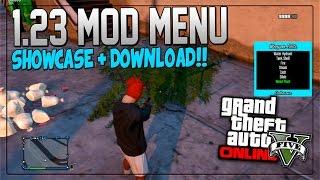 """GTA 5 Online """"Mod Menu"""" 1.23 mods """"Sprx Menu"""" - """"1.23 Mod Menu"""" 1.23 Mods (GTA V 1.23 Mod Menu)"""