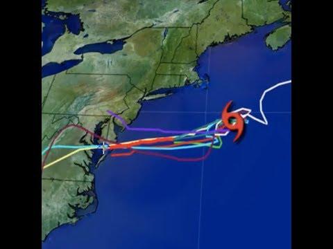 "Update: ""Hurricane Jose May Impact Washington DC"" Pray For Puerto Rico"