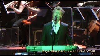 a-ha live - Scoundrel Days (HD), Royal Albert Hall, London 08-10-2010