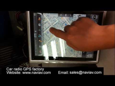 Volkswagen VW Passat Android auto radio wifi GPS navigation 10.4inch