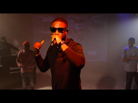 Hennessy Cypher (Part V) – ft. Vector, Ozone, Paybac, Maximum, Juggernaut, Mr. Mark'N